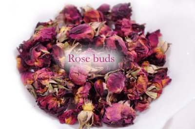 画像1: Herbs & Timothy / Rose Buds & Red Clover