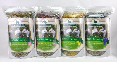 画像2: Herbs & Timothy / Chamomile & Organic Rose Hip